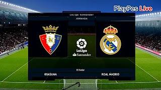 Реал Мадрид - Осасуна СМОТРЕТЬ ОНЛАЙН видео бесплатно (прямом эфире) Реал Мадрид - Осасуна прямая трансляция 9.2.2020