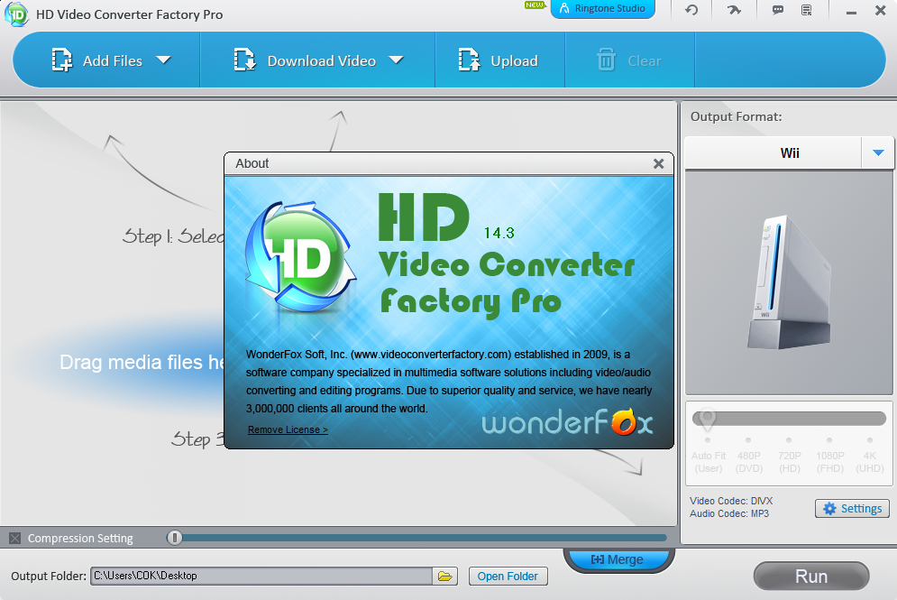 Download HD Video Converter Factory Full Version