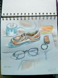 Mary Kemp. Sketch