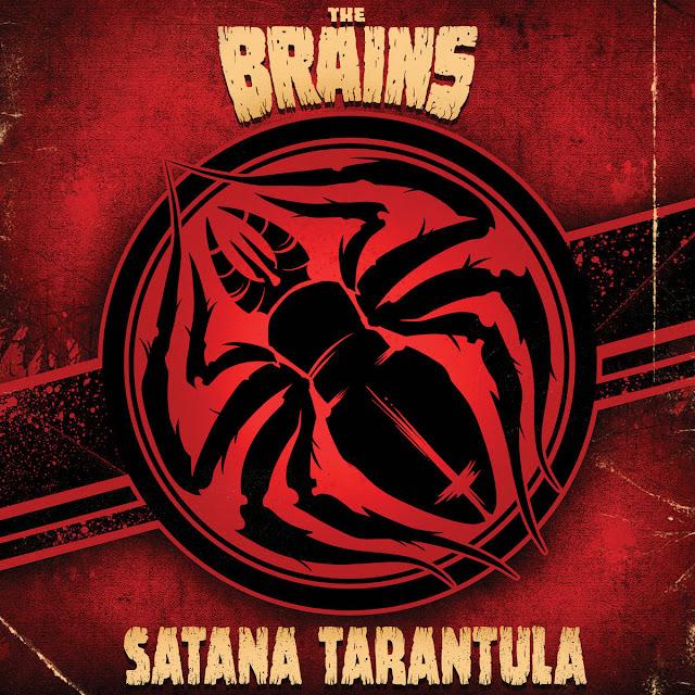 "The Brains - ""Satana Tarantula"" (2020)"