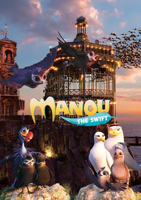 Manou the Swift [2017] [BBRip 1080p] [Latino]