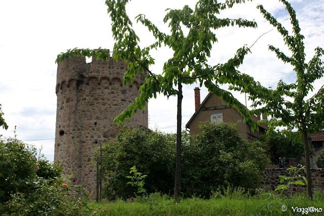 Il villaggio di Kintzheim