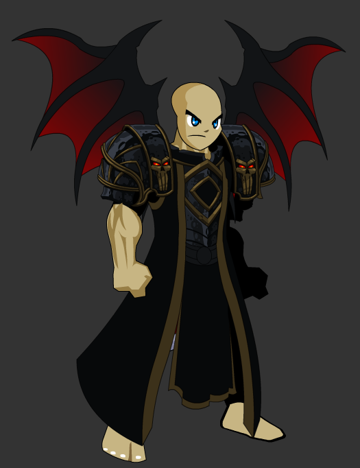 AQW Daily: Vampire Lord of Vokun ? Armor