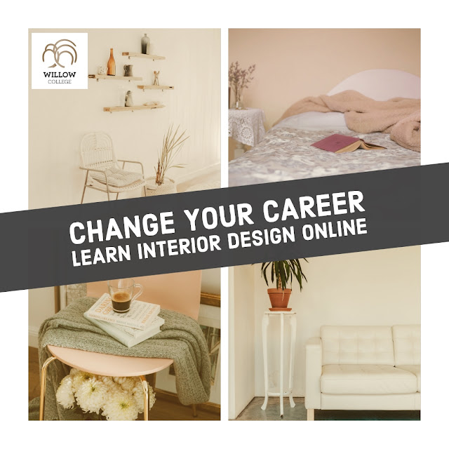 Learn Interior Design at WillowCollege