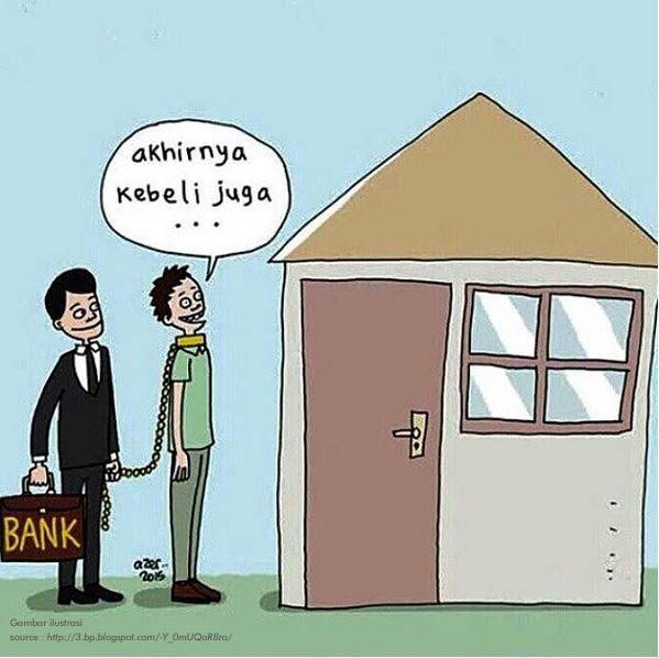 KPR Bank Syariah Riba? - Aya Zahir