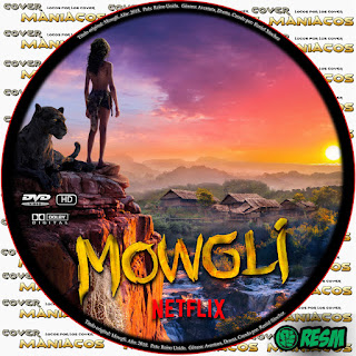 GALLETA - [COVER NETFLIX] MOWGLI - 2018