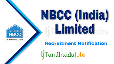 NBCC Recruitment notification 2021, Central govt jobs, govt jobs for diploma,
