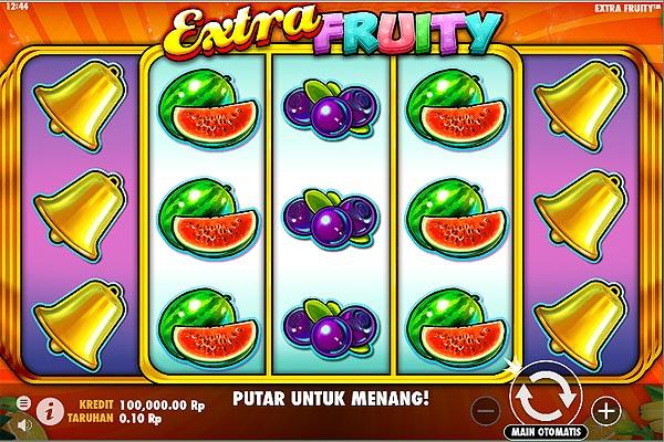 Main Slot Gratis Indonesia - Extra Fruity (Pragmatic Play)