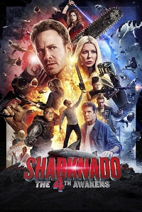 Watch Sharknado 4: The 4th Awakens Online Free in HD