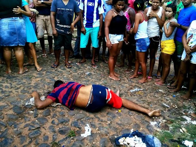 POLÍCIA: Jovem é executado em via pública de Matões