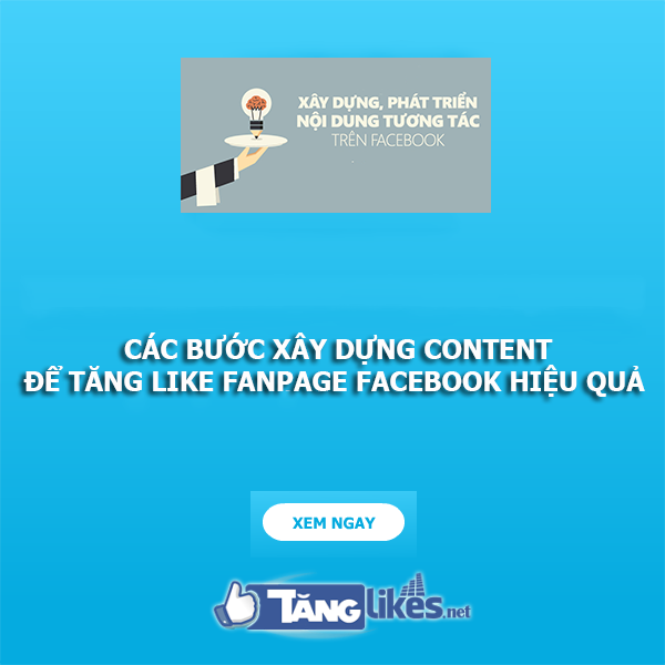 tang like cho fanpage facebook