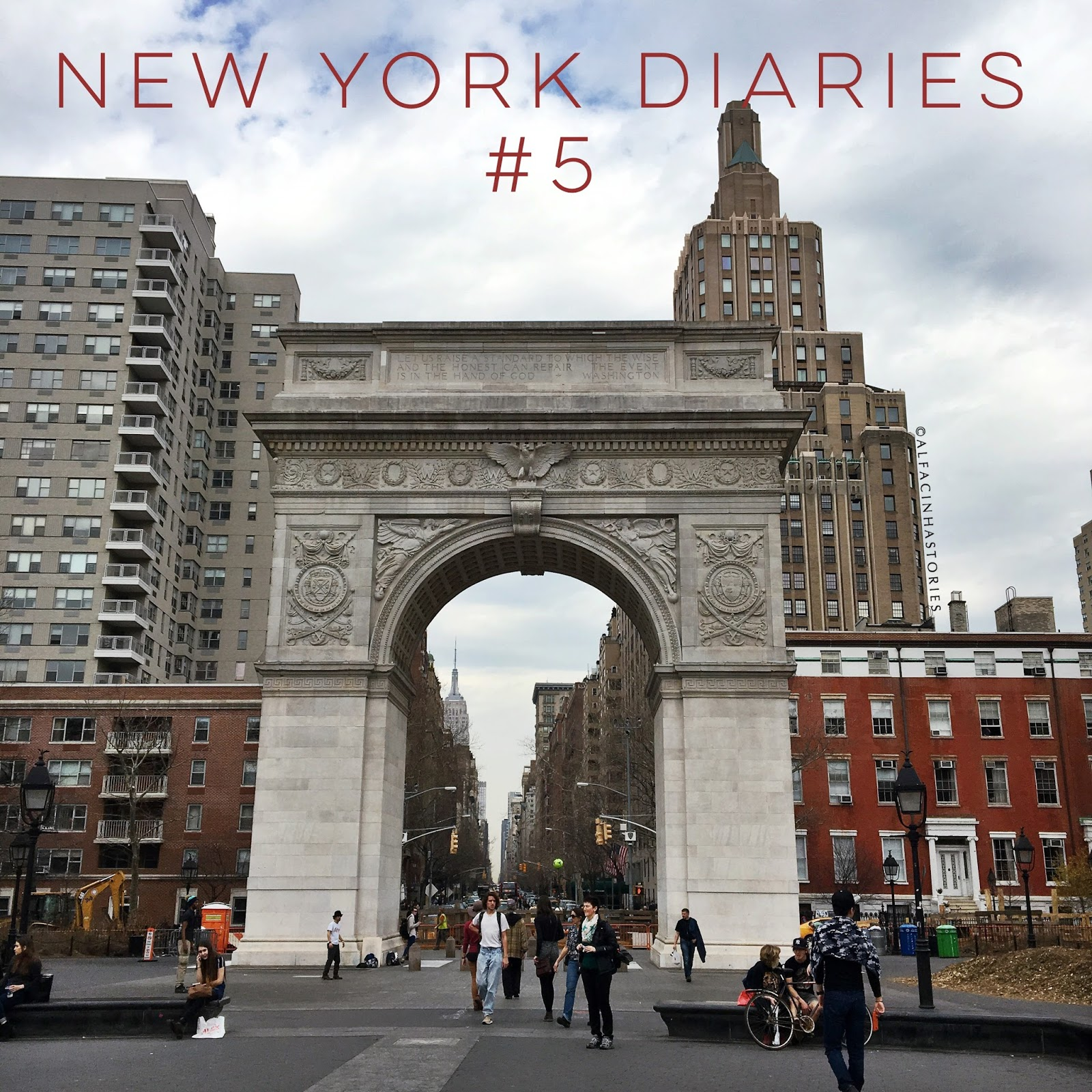 The New York Diaries #5