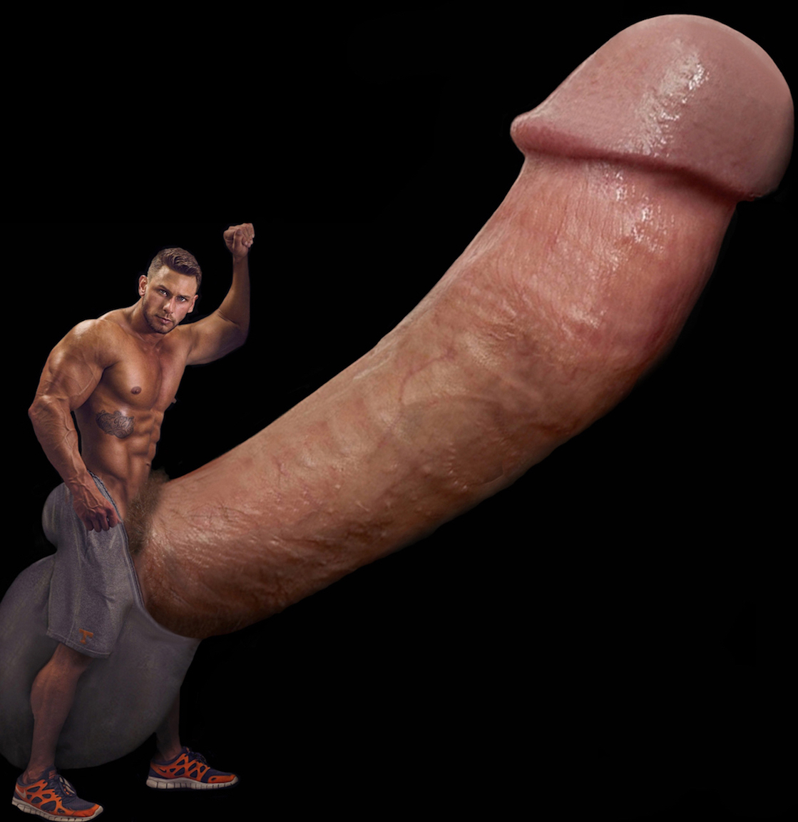 Largest Cock In The World 37