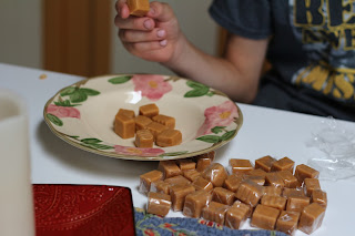 Caramels, Living From Glory To Glory Blog