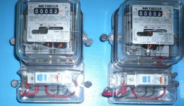 listrik 450 va gratis 3 bulan