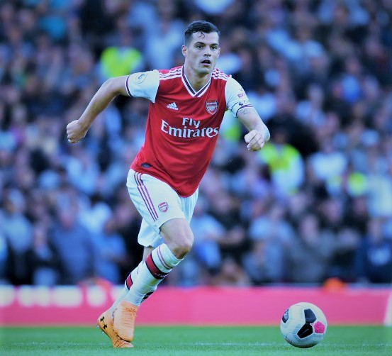 Sports: Xhaka Vows To Be Important To Arsenal
