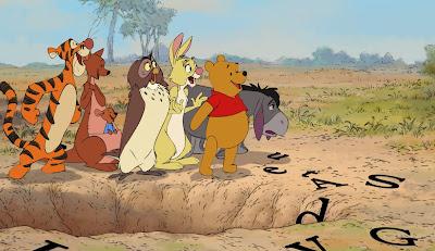 Winnie The Pooh Película