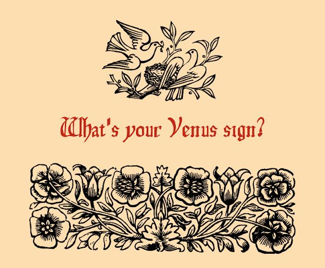 venus astrology geanina grigore