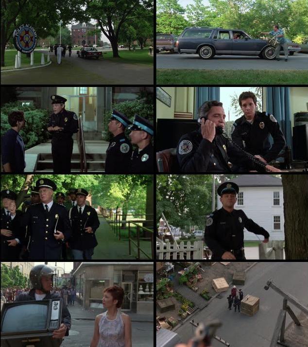 Police Academy 1984 Dual Audio Hindi 720p BluRay