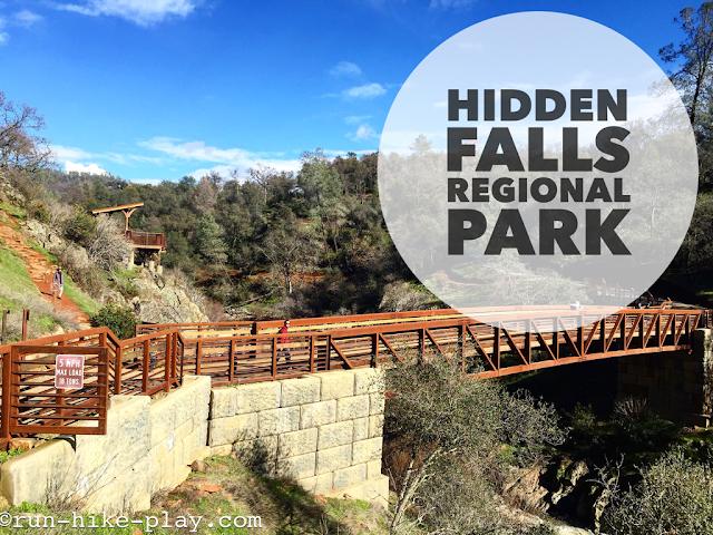 Hidden Falls Regional Park Hike