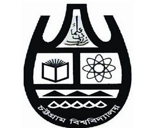 Chittagong University logo