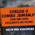 "[News] Kinoplex oferece brinde exclusivo de ""Jumanji – Próxima Fase"""
