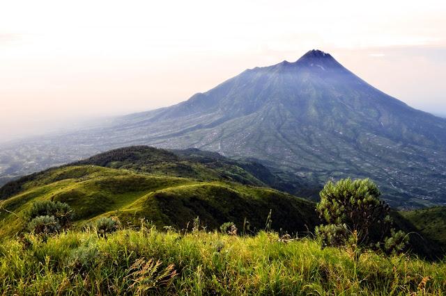 Wisata Gunung Merbabu Di Magelang