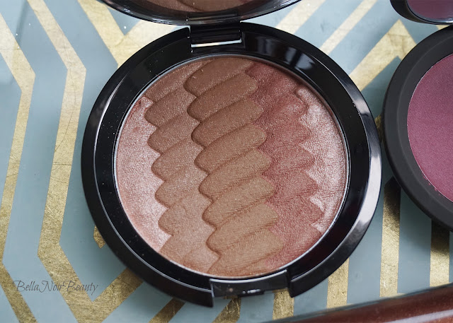 Becca Gradient Sunlit Bronzer Sunset Waves | bellanoirbeauty.com