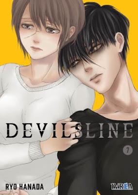 Manga: Review de Devils Line Vol.6 y 7 de Ryo Hanada - Ivrea