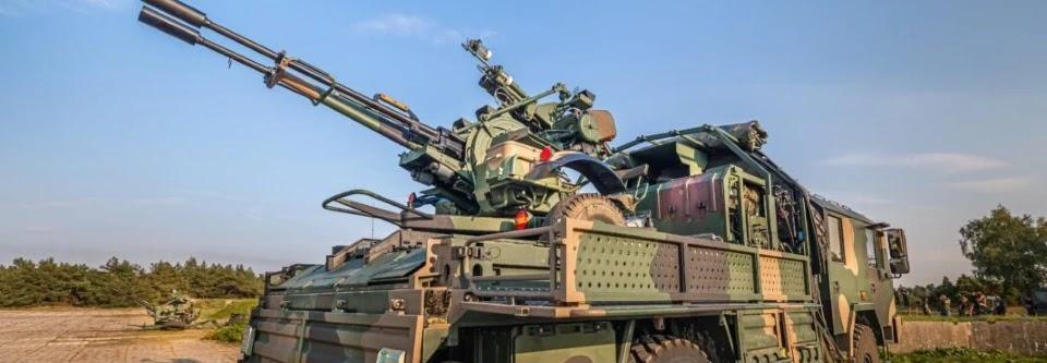 Польська армія отримала першу батарею ЗРАК PILICA