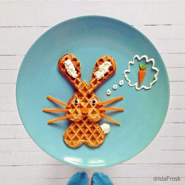 وجبة إفطار مفيدة