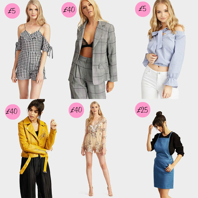 lotd outfits under £50