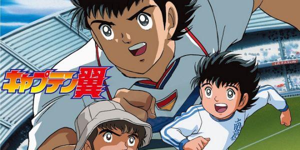 Resultado de imagen para super campeones 2018 anime