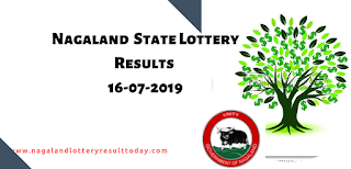 Nagaland State Lottery today