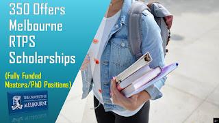 australian scholarships for international students 2021