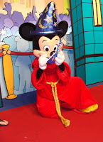 Mickey Mouse Disney Parks