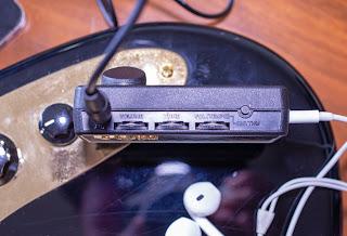 Vox amPlug2 は Tone で好みの音に調節が可能