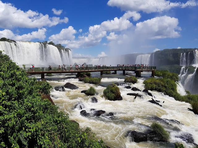Mirante - Cataratas do Iguaçu