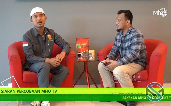 Frekuensi MHO TV Terbaru Siaran di Parabola Telkom 4