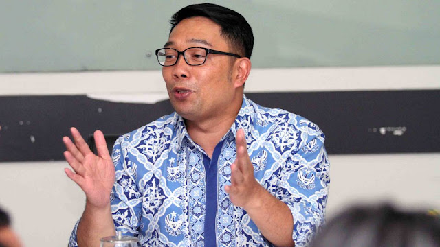 Nah Loh, Survei Veritas: Ridwan Kamil Berpolitik Gincu Alias Pencitraan Selama Jadi Wali Kota