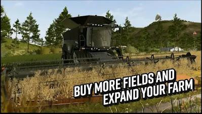 Farming Simulator 20 v0.75 MOD APK UNLIMITED MONEY Download Now