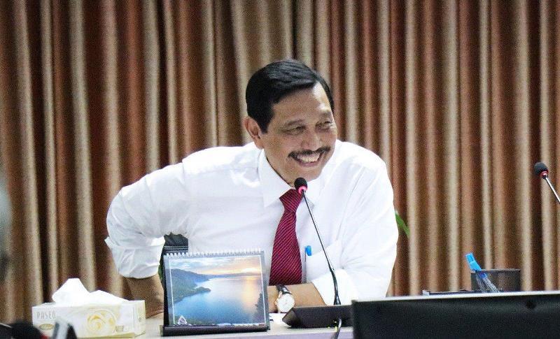 Di Jepang, Luhut: Indonesia Melakukan Transformasi Ekonomi dari Comodity Base ke Hilirisasi