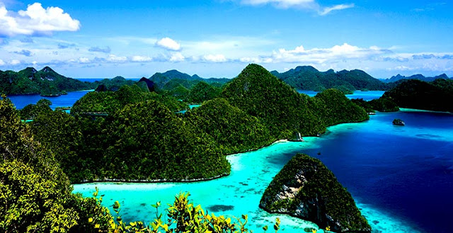 Pulau Wayag, Surga Penyelaman di Raja Ampat
