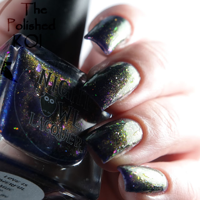 Night Owl Lacquer - Love is Powerful Magic