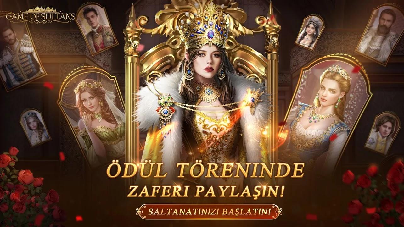 Game of Sultans Saltanatınızı Başlatın