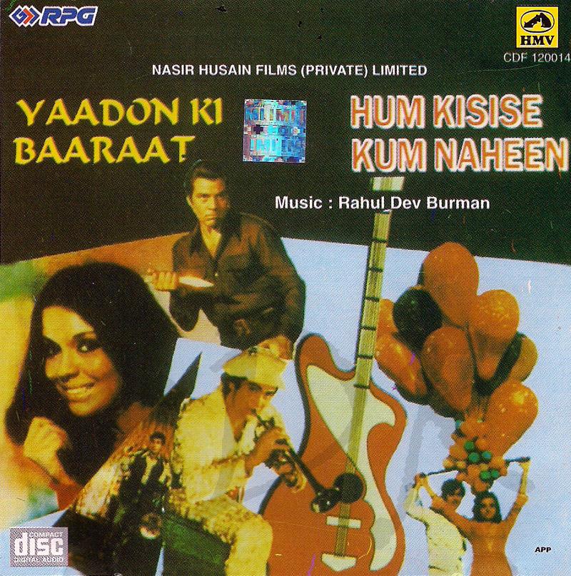 Download And Feel The Music Hum Kisise Kum Naheen 1977 Mp3 Vbr 320kbps Xdr Cd Rip Digital Rip
