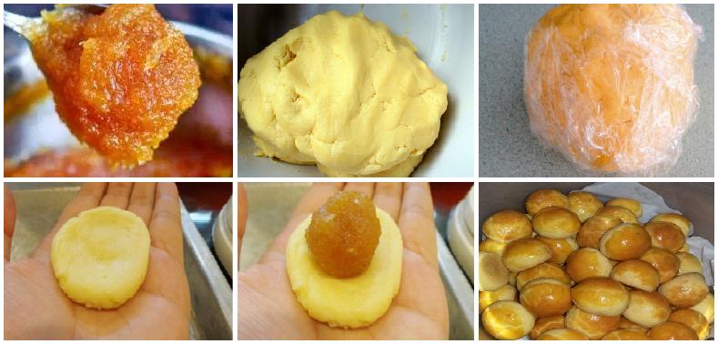 Resep Kue Bangkit Jtt: Resep Membuat Kue Nastar Lumer Ala JTT, Simple, Praktis