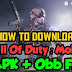 "How to Download ""Call of Duty : Mobile"""