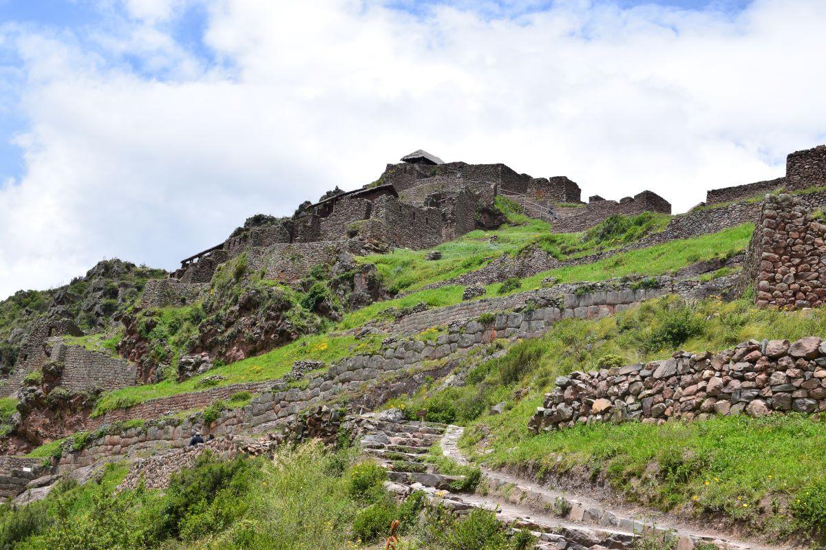 sitio arqueológico inca no peru