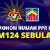 Cara Mohon Rumah PPR Disewa Cuma RM124 Sebulan